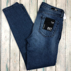NWT - Kut from the Kloth USA - Premium Heritage 'Diana' Skinny Jeans -Size 28