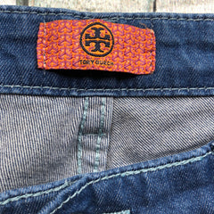 Tory Burch Stretch Denim Jeans -Size 30