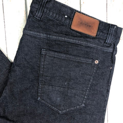 Trenery Dark Wash Mens Denim Jeans - Size 40 Short-Trenery-Jean Pool