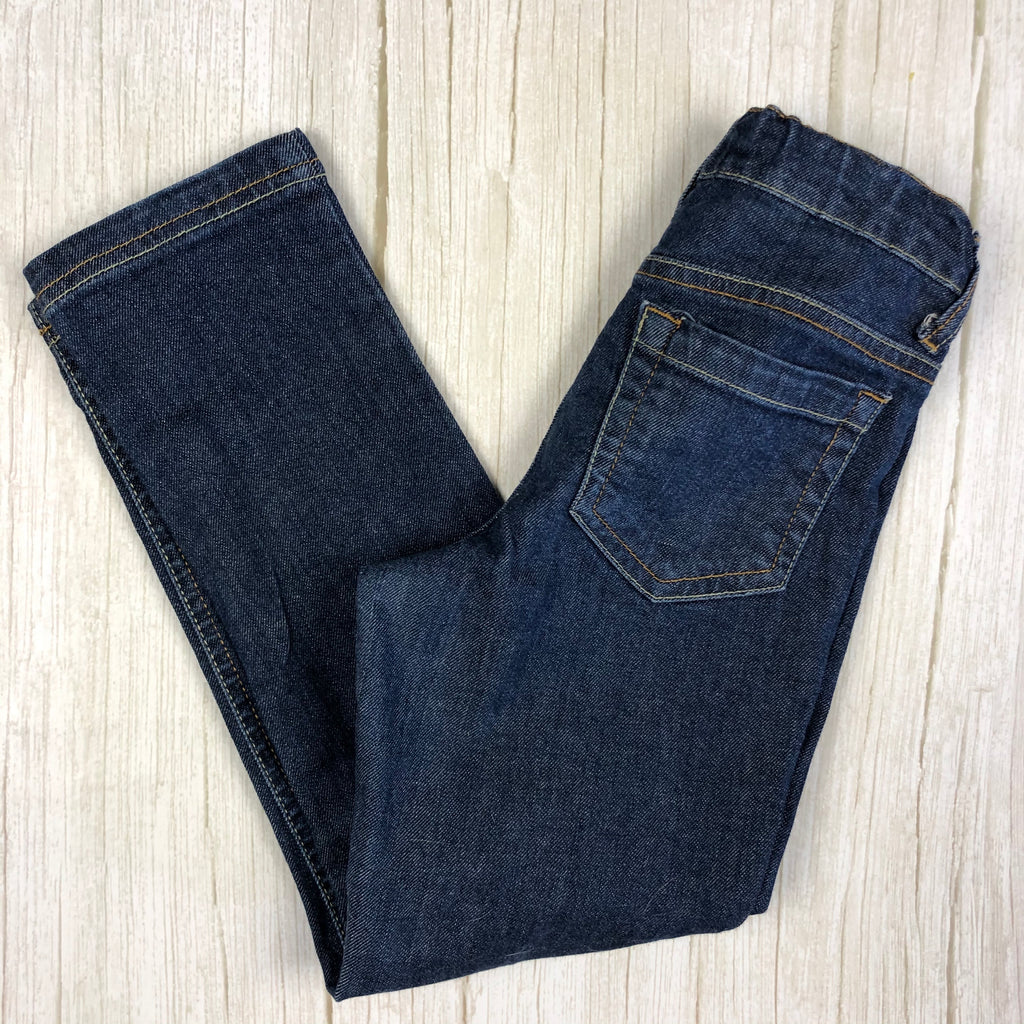 Pumpkin Patch Distressed Denim Jeans - Size 6-Jean Pool