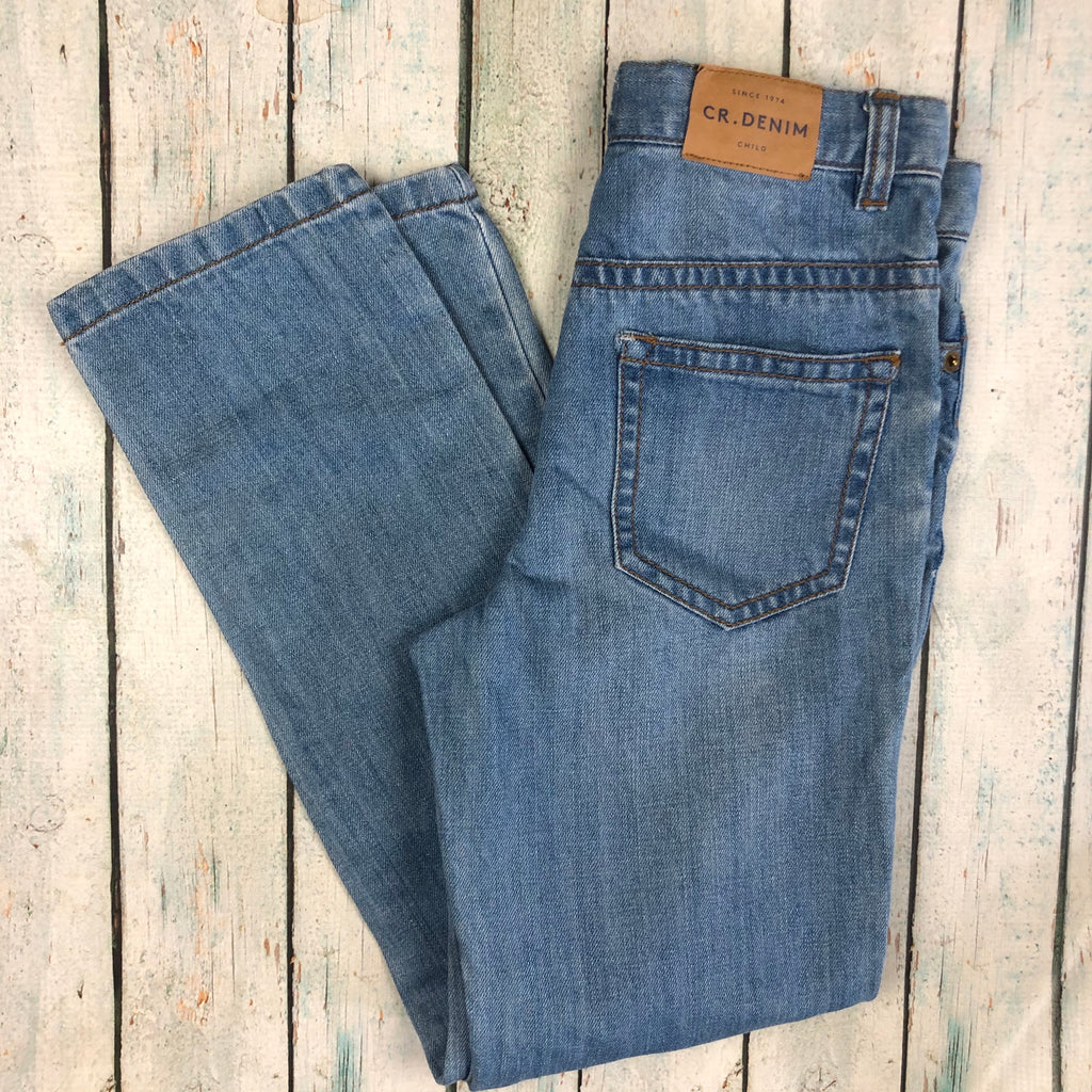 Country Road Straight Leg Jeans - Size 8