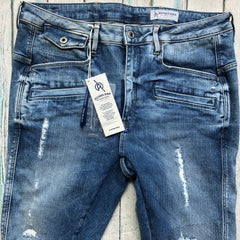 G Star Raw Womens 'Davin' Dropped Crotch Jeans -Size 29/32