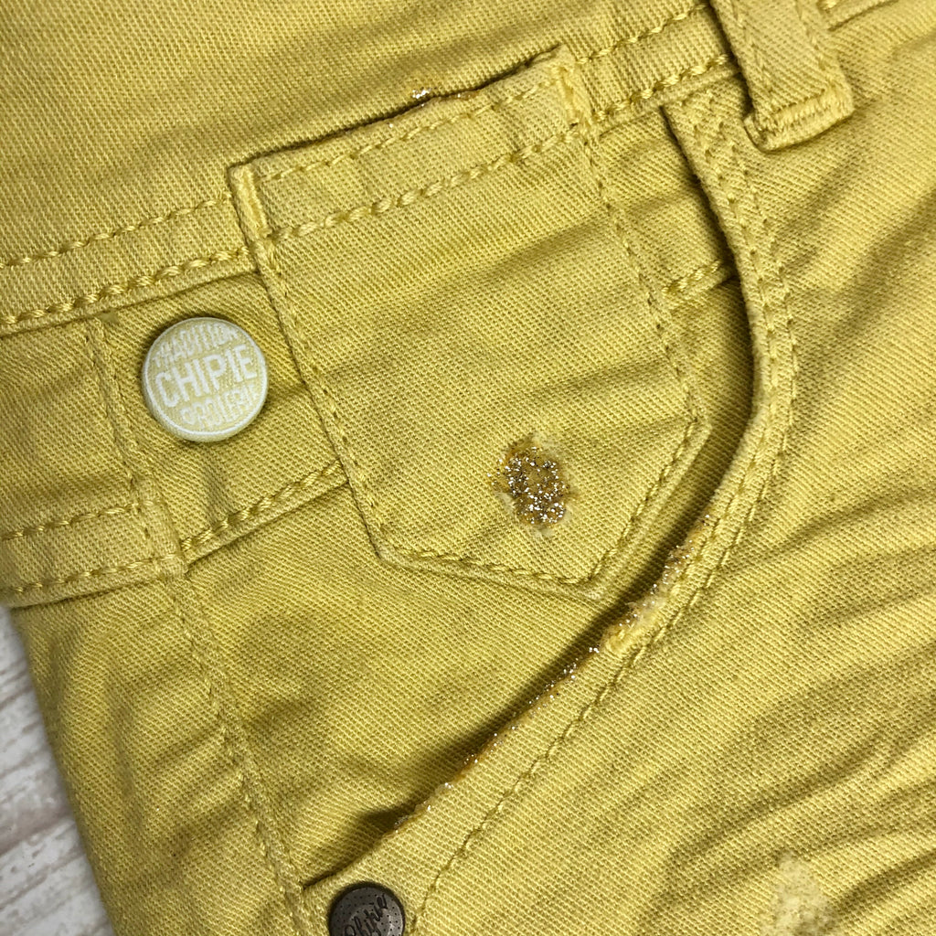 NWT - Chipie 'Perox' Citron Denim Jeans- Size 24