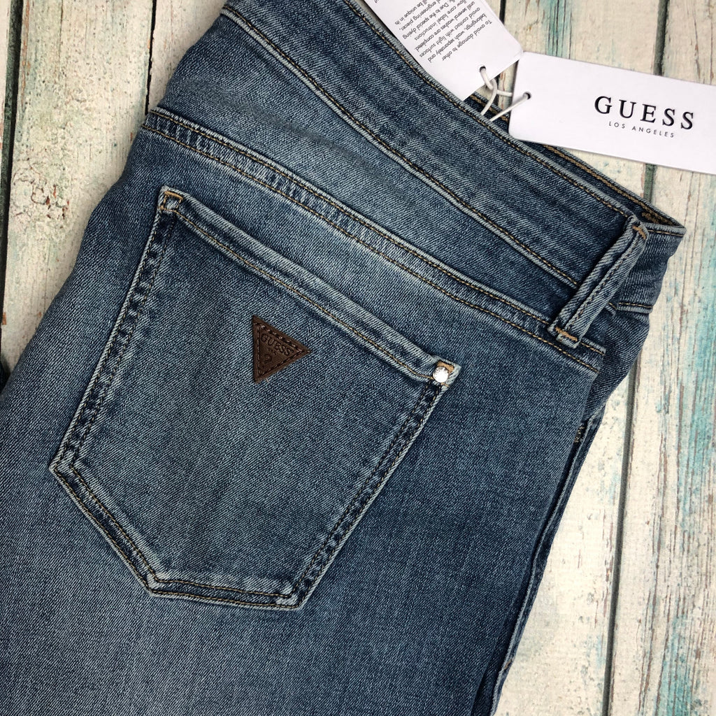 NWT - Guess 'Low Rise Skinny' Jeans Size - 32