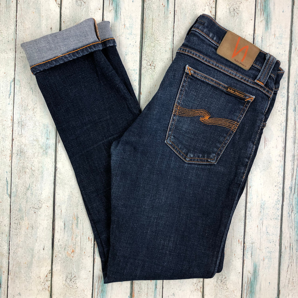 Nudie Jeans Co 'Tight Long John' Organic Cotton Jeans - Size 29