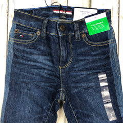 NWT - Tommy Hilfiger Slim Straight 'Sustainable' Jeans- Size 3T