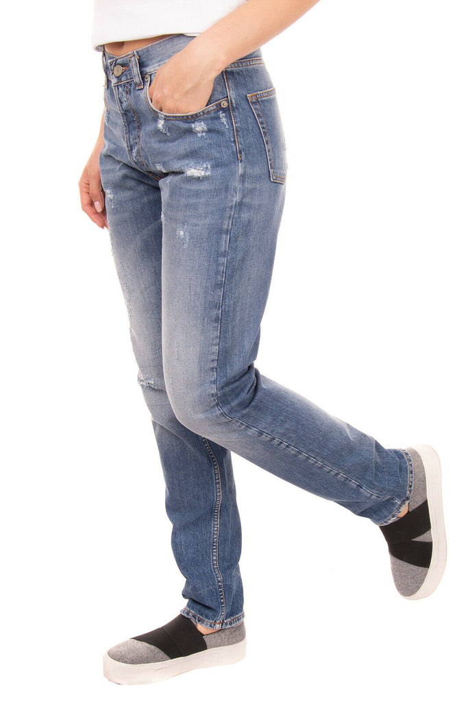 NWT- Italian Happiness 'Feliz'  90's fit Jeans RRP $300+- Size 25