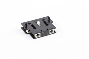 E Stop Side Mount Auxiliary Block