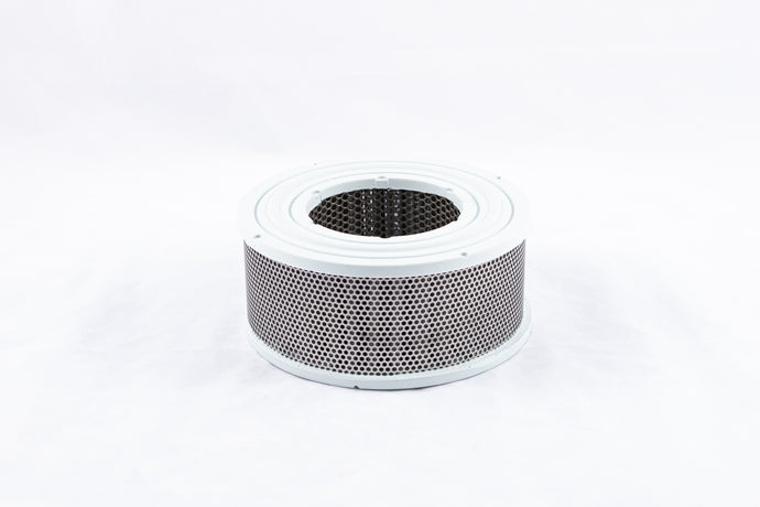 A15 & S35 Green Bean Hopper Mounted Vacuum Elevator Filter, Custom Stainless-Steel Mesh