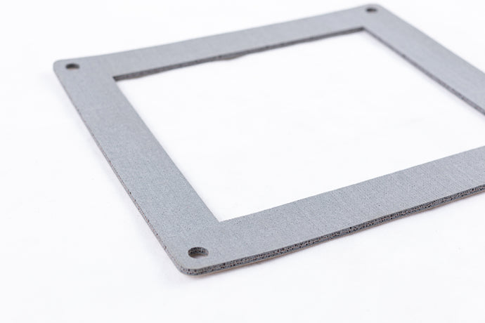 S35, Gasket, Silicone, Pressure Relief Plate / Access Door