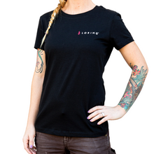 Load image into Gallery viewer, Loring Logo T-Shirt - Women's