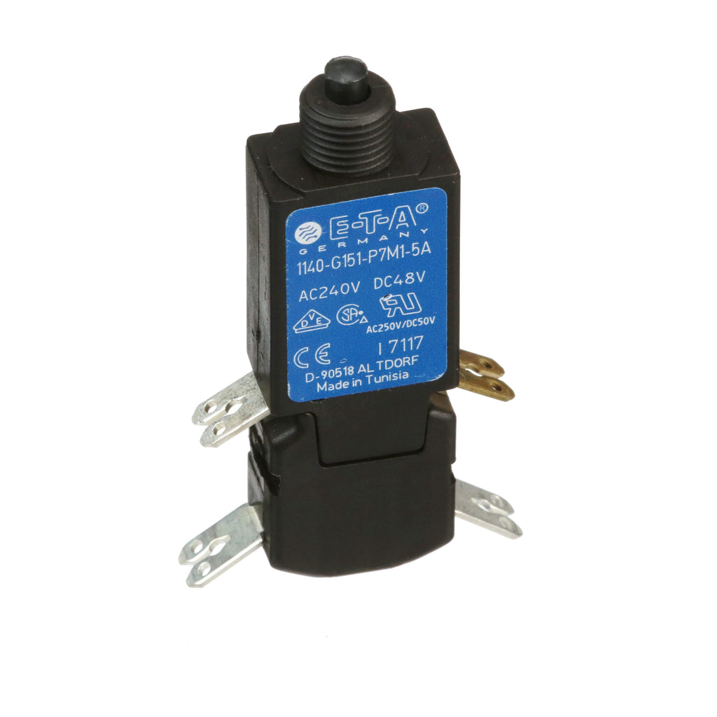 E-T-A Circuit Protection and Control 1140-G151-P7M1-5A