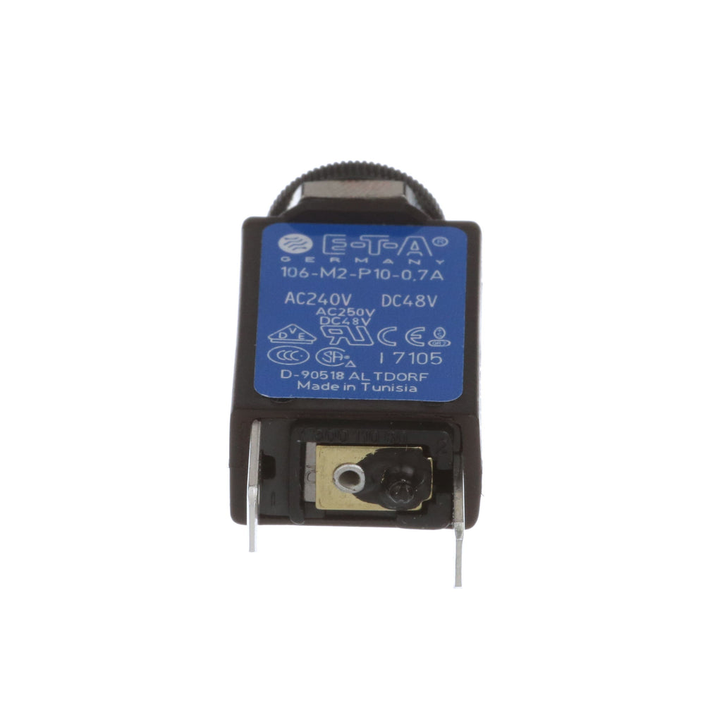 E-T-A Circuit Protection and Control 106-M2-P10-0.7A