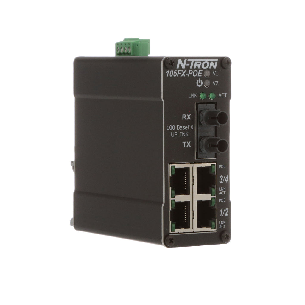 Red Lion Controls 105FX-ST-POE