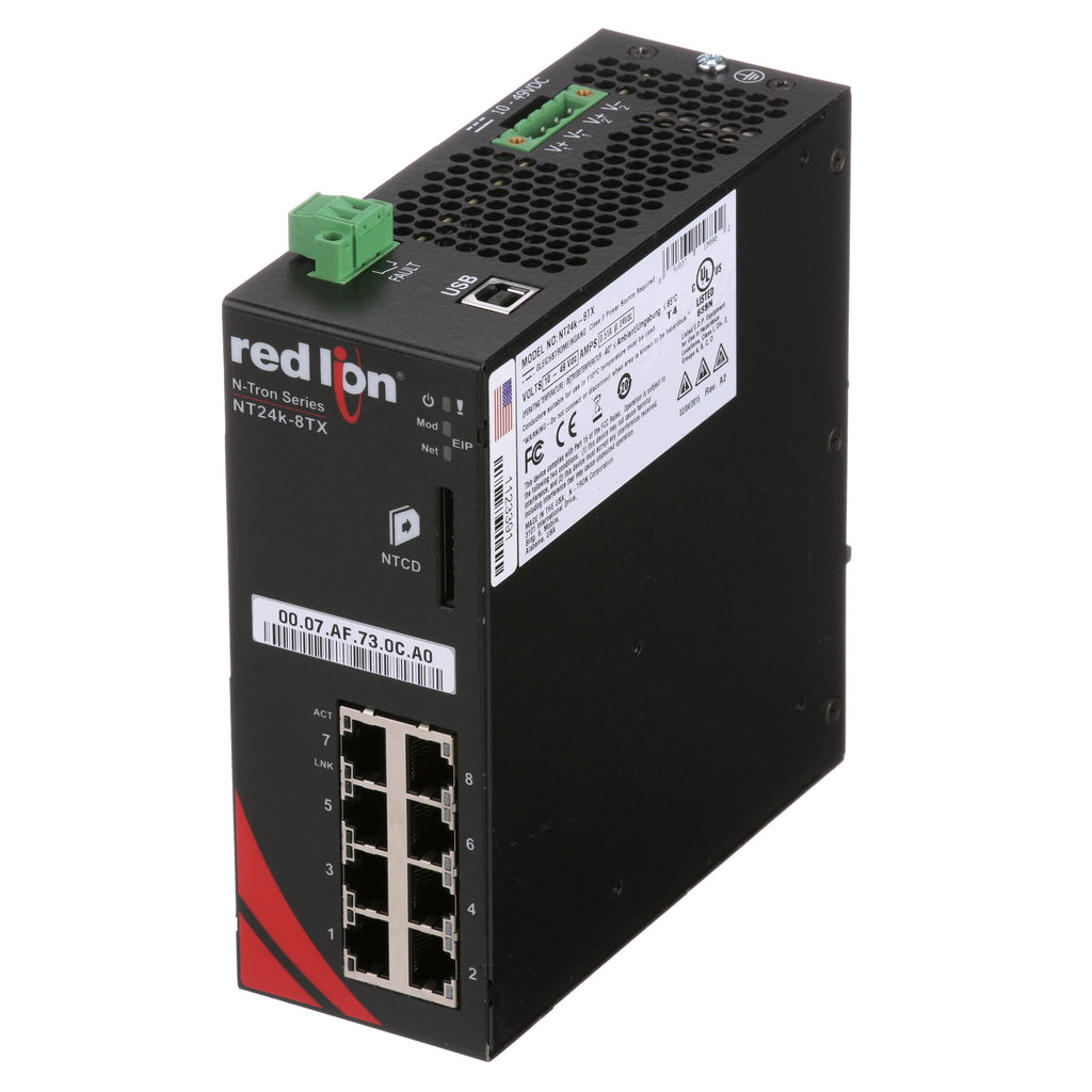 Red Lion Controls NT24K-8TX