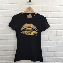 SR Shhh You've Got The Love Gold Tee - XS