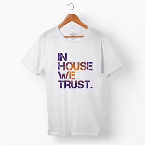 Mens In House We Trust Sunset Series T