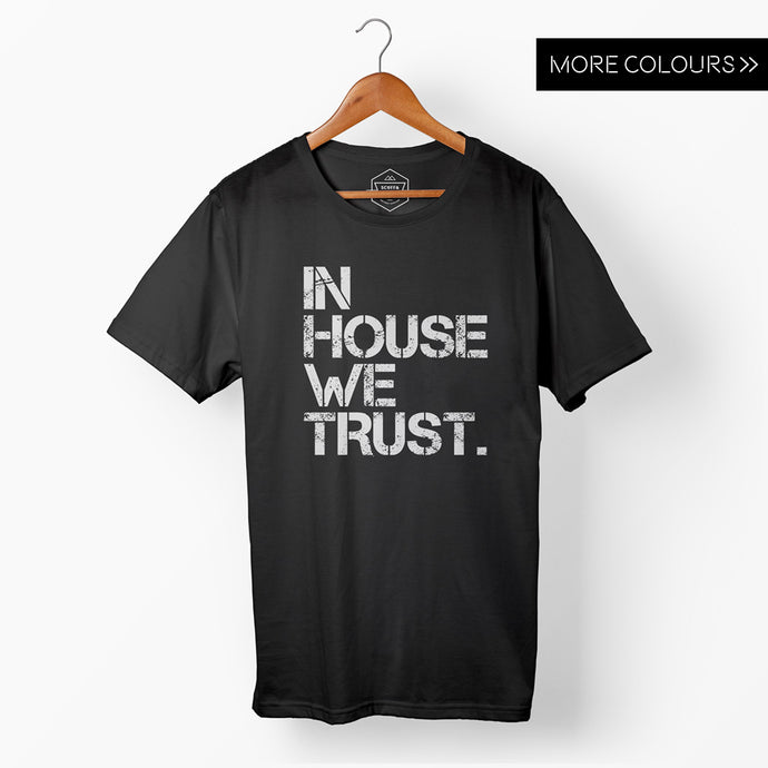 Mens In House T