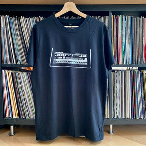 SR Mens TR909 Tee Black Medium