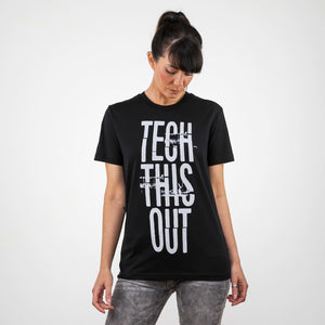 Womens Organic Tech This Out T
