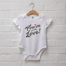 BABY: You've Got The Love Babygrow
