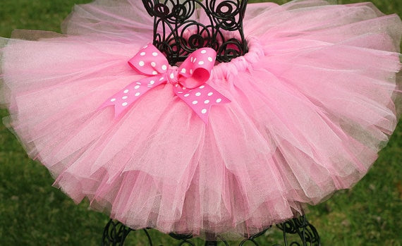 Pink Toddler Tutu and Headband Set - Posh Kids Boutique Clothing
