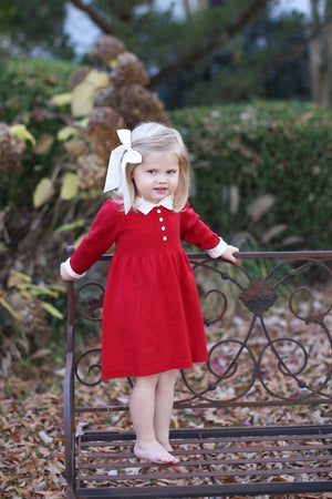 Frances Dress(RED)