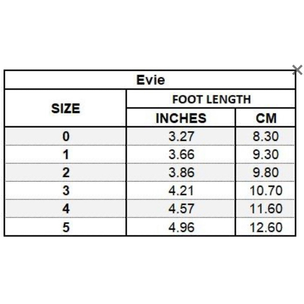 The Evie Shoe (IVORY) FREE SHIPPING!
