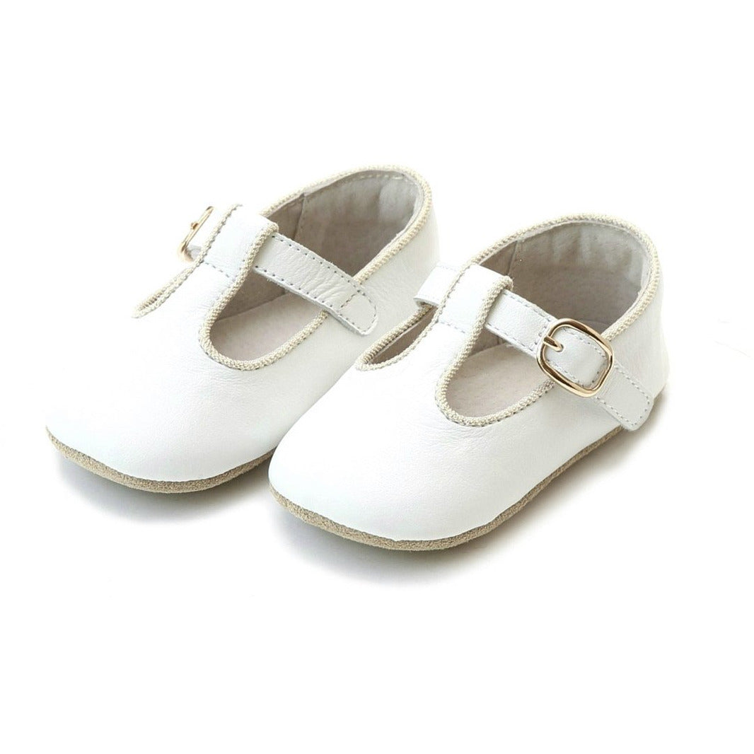 The Evie Shoe (WHITE)
