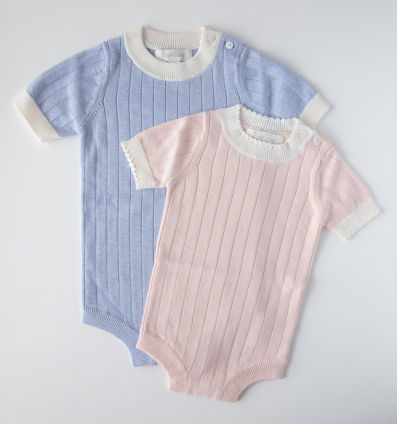 Jack and Jill Rompers