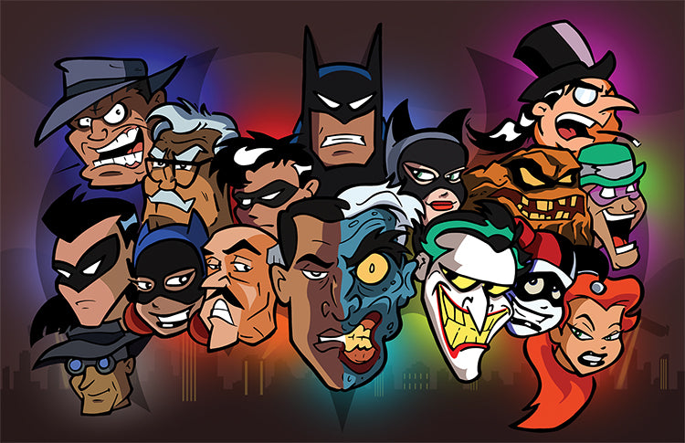 Batman Animated Series Tribute