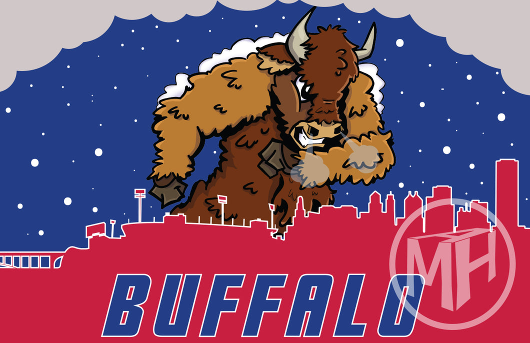 Buffalo Tribute