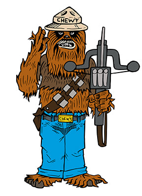 Smokey the Wookie