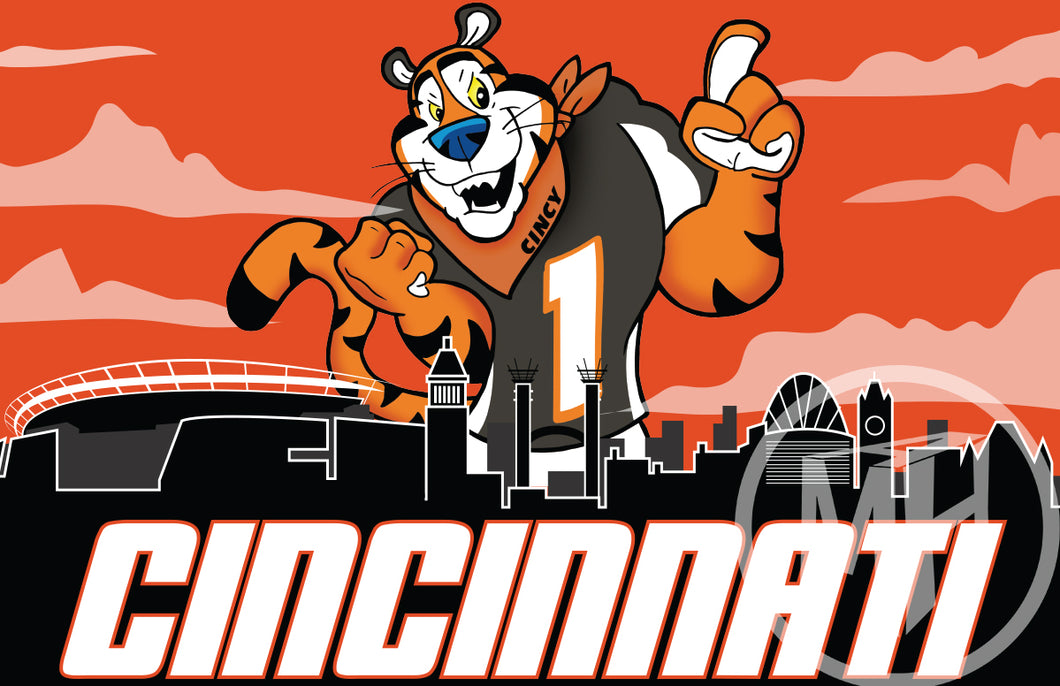 Cincinnati Tribute