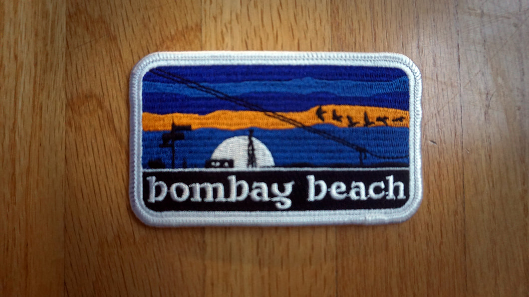 Bombay Beach Patch