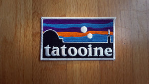 Tatooine Patch