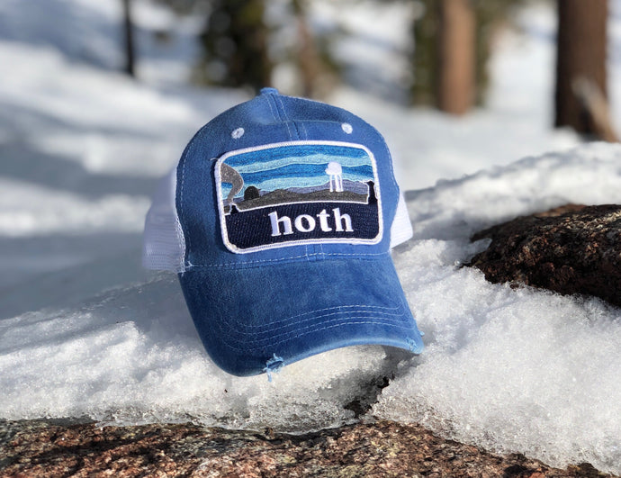 Hoth Pocket Patch Cap