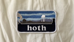 Hoth Patch