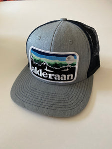 Alderaan Pocket Patch Cap