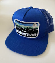 Load image into Gallery viewer, Alderaan Pocket Patch Cap