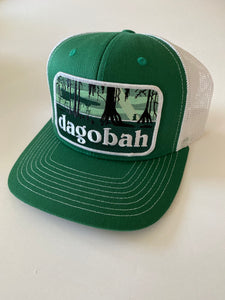 Dagobah Pocket Patch Cap