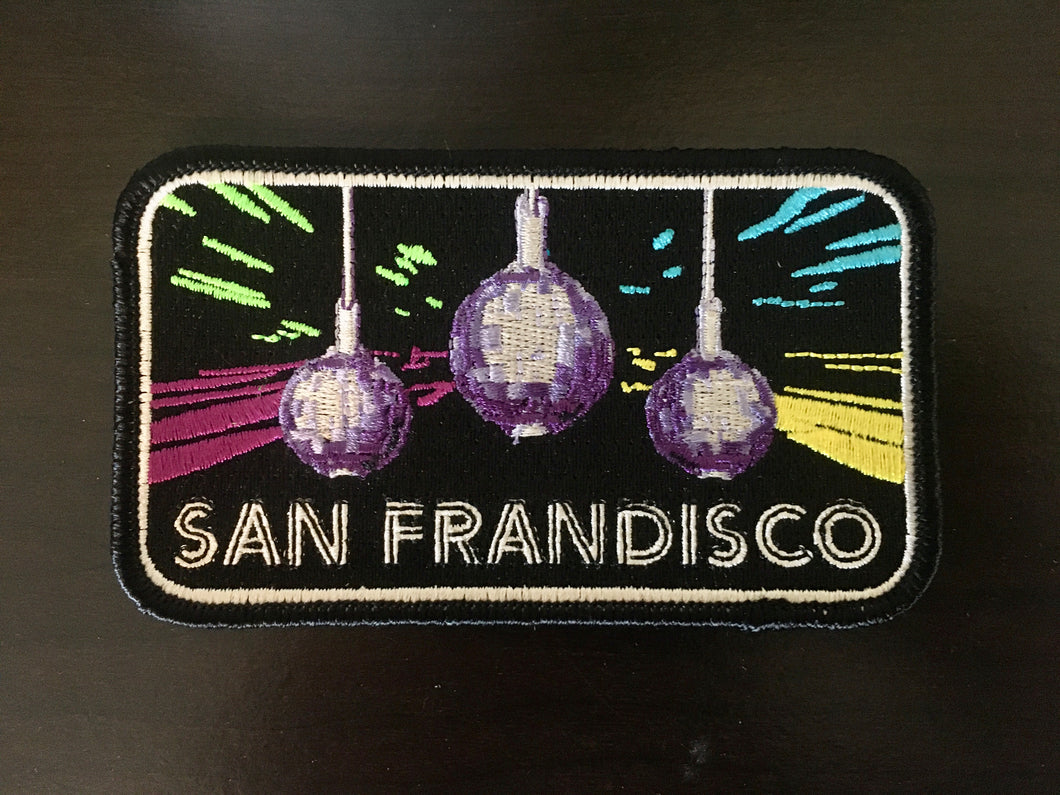 San Frandisco Patch