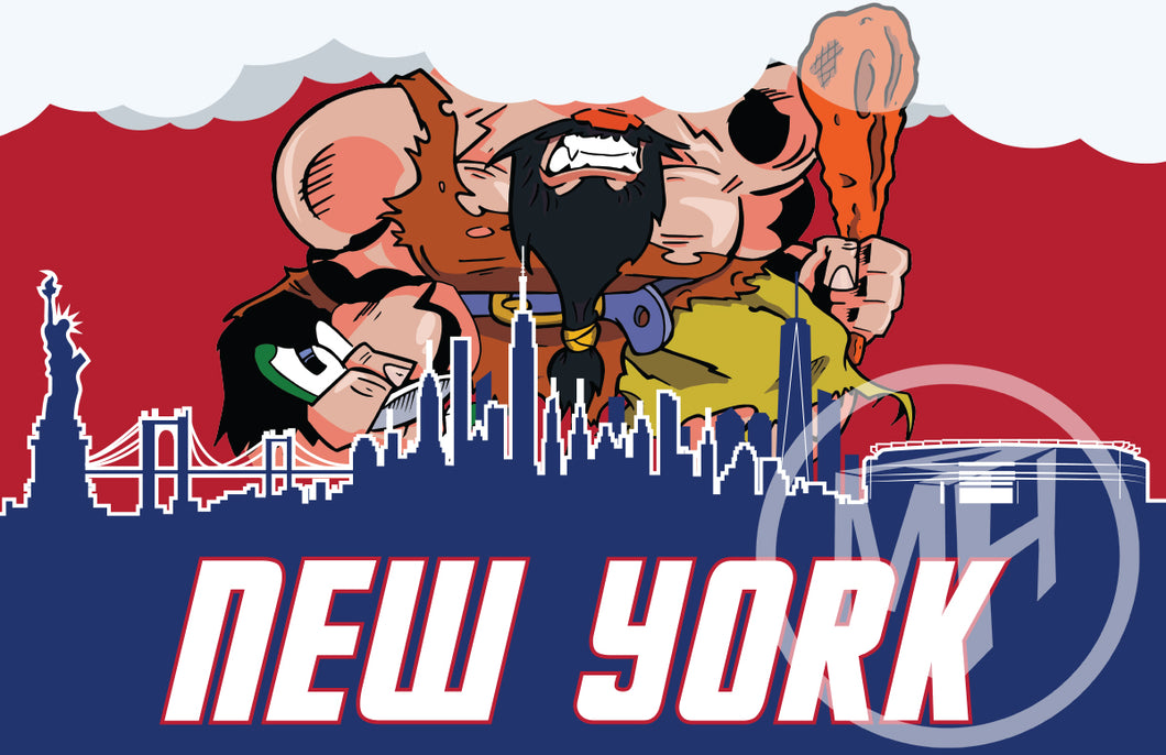 New York Team 1 Tribute