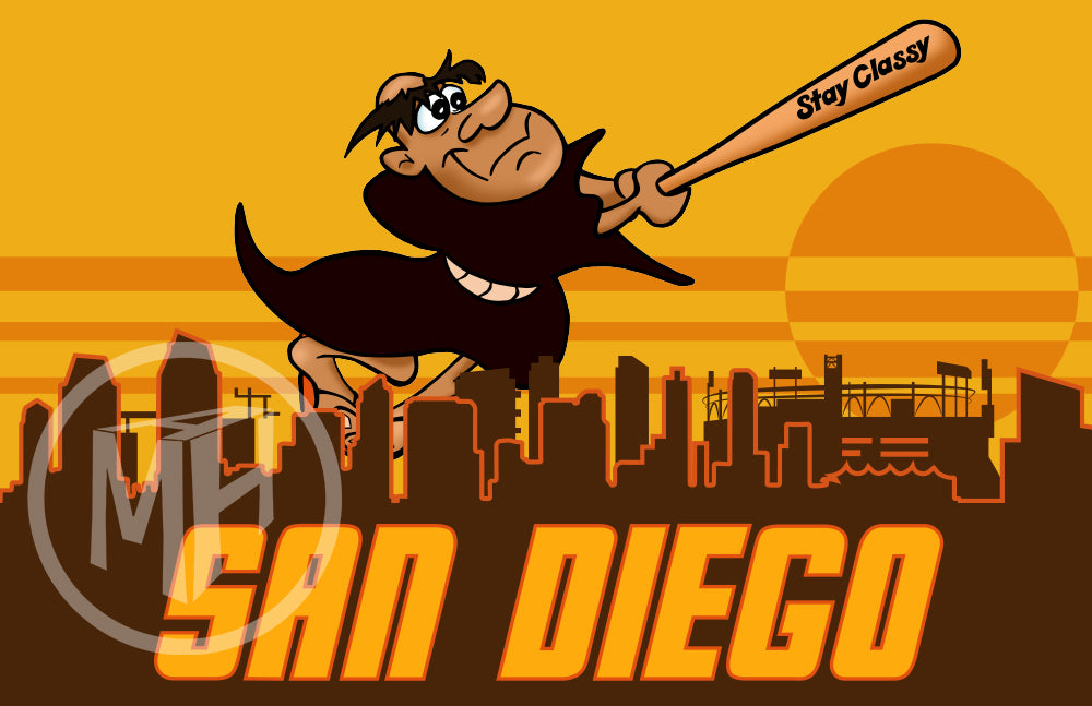 San Diego Baseball Tribute