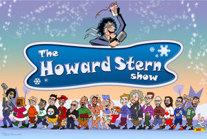Howard Stern Show 2018 Holiday Tribute