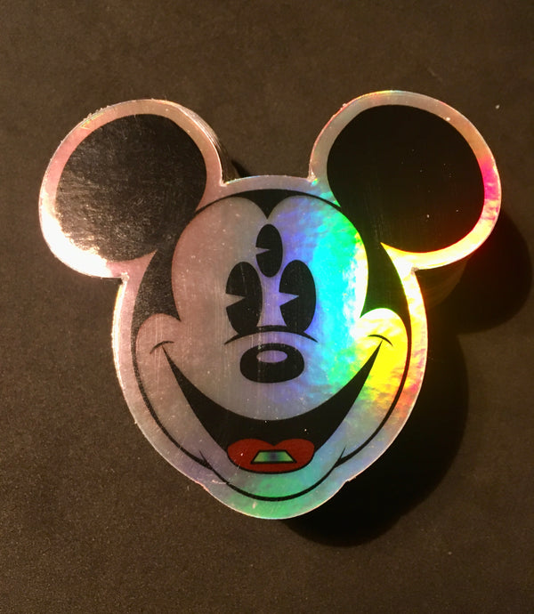 Third Eye Mouse Sticker