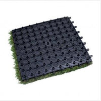 Artificial turf material identification method