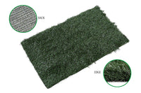 Easy maintenance of artificial turf