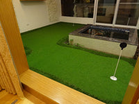 Why artificial grass is more suitable for hotels