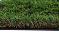 Natural grass and artificial grass mixed system evaluation